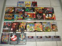 NES,SNES,N64,GBA,GBC and Genesis Collection!!