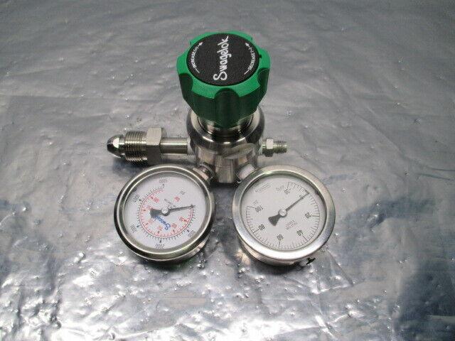Swagelok KPR1FRH412A20000 Regulator Assy, 100, 5000 PSI, 300 Bar, 100218