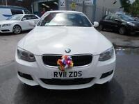 BMW 320d 3 Series M SPORT 2d 181 BHP be quick wont in stock long !!