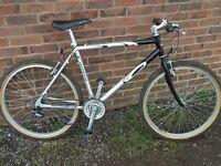 Carrera Vucan Mountain Bike, Vgc, 20inch Ali frame Near Ratcliffe on Soar