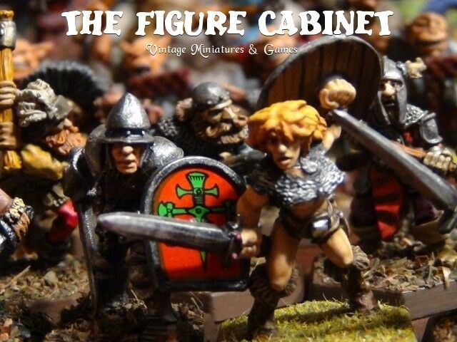 THE FIGURE CABINET