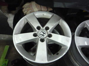 4 mags honda civic 16""