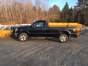 2011 Ford F-250 4x4