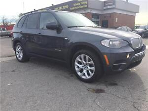 2011 BMW X5 35D|NAVI|HEADS UP|ALL AROUND CAM|NO ACCDIENTS Oakville / Halton Region Toronto (GTA) image 6