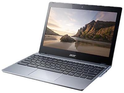 """Acer 11.6"""" Chromebook C720 Intel Celeron 2955U (1.40 GHz) 4GB RAM 16GB SSD (R-D)"""