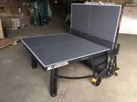 Cornilleau 700M Outdoor Table Tennis Table - Cosmetic Damage To Table.