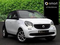 smart forfour PASSION T (white) 2015-09-29