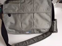 Baba Bing changing bag grey