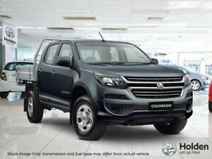 MY20 COLORAOD 4X4 LS CR/CAB CHASS TD 2.8L AUTO Gympie Gympie Area Preview