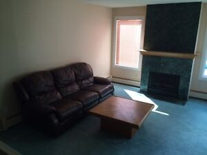 1 month free 1 bdr apartment west end for rent partly furnished