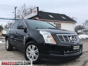2013 Cadillac SRX Leather Collection, ALL WHEEL DRIVE !