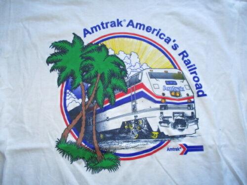 Vintage Oneita Label - AMTRAK America