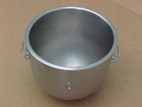 HOBART OEM 20 QT ORIGINAL STAINLESS STEEL MIXER BOWL