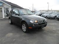 2008 BMW X3.No Accident