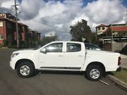 2013 Holden Colorado LX RG Manual MY13 Manly Manly Area Preview