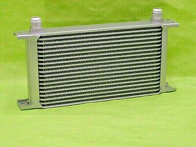 Burstflow Universal Ölkühler 19 Reihen AN8 Öl Kühler passend für AUDI BMW OPEL