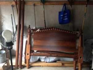 Antique Rope Bed