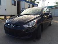 2012 Hyundai Accent GLS, Accident Free, Low KM, Like New!!