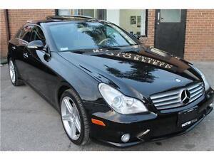2008 Mercedes-Benz CLS-Class CLS550 *AMG PACKAGE | NAVI | SPORT*