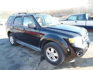 2010 ESCAPE, RUST FREE, (CAME FROM ALBERTA) ONLY $3995