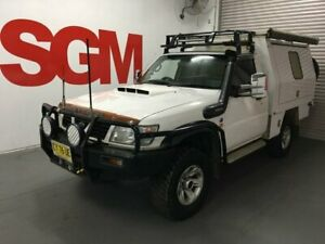 Nissan Patrol with 6.5 Chev Turbo Diesel Brunswick - 2 owner vehcile since new with all log books &  Seven Hills Blacktown Area Preview