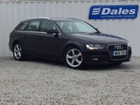Audi A4 Ultra 2.0 TDI SE Technik Estate (black) 2015