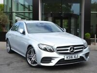 PCO Car Rent (£295pw) Mercedes E220 AMG (2016) Including Insurance