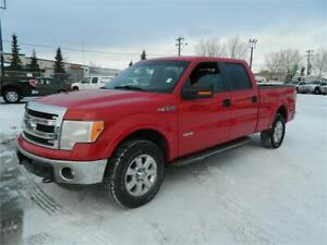 2013 Ford F-150  XLT ECO BOOST /low low kms only 29000