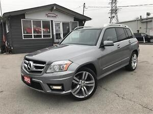 2012 Mercedes-Benz GLK 350 NAV CAM PANO LEATHER NO ACCIDENTS
