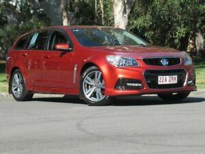 2015 Holden Commodore VF MY15 SV6 Sportwagon Maroon 6 Speed Sports Automatic Wagon Slacks Creek Logan Area Preview