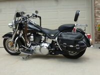 Softail Motorcycle 2008 low mileage