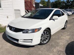 2010 Honda Civic Coupé EX-L 122,000km CUIR / TOIT OUV / MAGS !!!