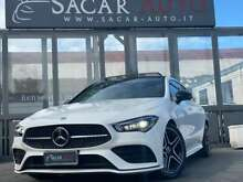 Mercedes-benz cla 200 shooting brake premium amg tetto apribile 09/201