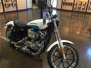 SPORTSTER 883 SUPER LOW