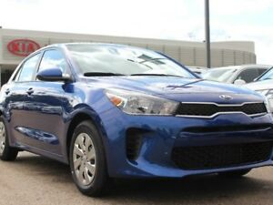 2018 Kia Rio LX, 6 SPEED MANUAL, BACKUP CAM, HEATED SEATS, HEAT