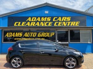 2013 6 SPEED MANUAL SLi EDITION KIA CERATO 5 DOOR SPORTS HATCHBACK  TAVELLED VERY LOW KMS Eagle Farm Brisbane North East Preview