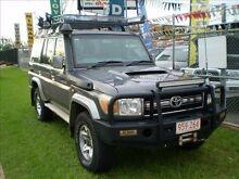 2010 Toyota Landcruiser VDJ76R 09 Upgrade GXL (4x4) 5 Speed Manual Wagon Winnellie Darwin City Preview