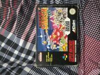 Super Smash TV Super Nintendo Boxed Complete