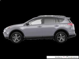 2018 Toyota RAV4 RAV4 AWD LE