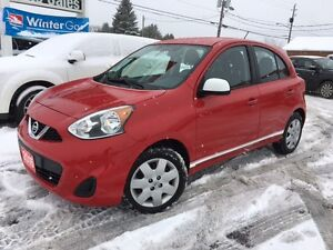 2015 Nissan Micra SV // BLUETOOTH! LOW KMS! FOR ONLY $10 995!!