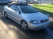 2006 Holden Astra AH MY06 CD Silver 4 Speed Automatic Coupe Hastings Mornington Peninsula Preview