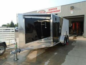 FULLY LOADED SNOWMOBILE TRAILERS AT DISCOUNTED PRICES ALL SIZES London Ontario image 4