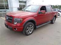 ** 2013 ** FORD ** F-150 ** FX-4 ** SUPERCREW ** 4WD ** LEATHER