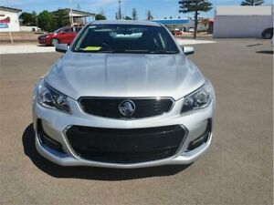 2017 Holden Commodore VF II MY17 SV6 Silver 6 Speed Sports Automatic Sedan Whyalla Whyalla Area Preview