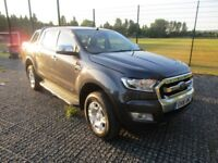 Ford Ranger 3.2 TDCi Limited 1 Double Cab Pickup 4x4 4dr