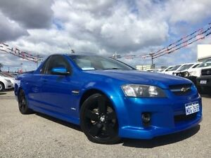 2009 Holden Commodore VE MY10 SS-V Blue 6 Speed Automatic Utility Maddington Gosnells Area Preview