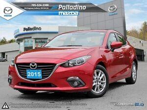 2015 Mazda Mazda3 GS-Head Turner