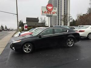 2010 Acura TL sh awd leather runs great