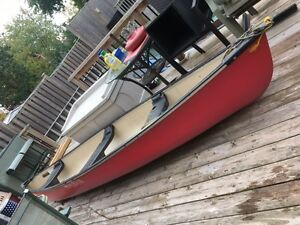 15.5' Windriver Outfitting Co. RMAX Canoe