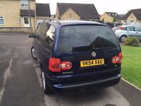vw sharan for sale, great condition